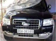 Bán xe Ford Everest 2.5L 4x2 MT 2008, màu đen giá 395 triệu tại Bình Thuận