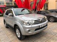 Cần bán Toyota Fortuner 2.7AT sản xuất năm 2009, màu bạc còn mới giá 480 triệu tại Hà Nội
