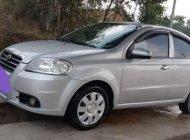 Bán Daewoo Gentra đời 2009, màu bạc, giá 165tr giá 165 triệu tại Bình Dương