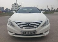 Cần bán lại xe Hyundai Sonata Y20 sản xuất 2010, màu trắng, xe nhập  giá 525 triệu tại Hà Nội