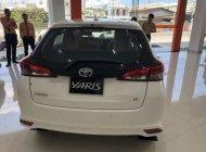 Bán Toyota Yaris 1.5G đời 2019, màu trắng, nhập khẩu nguyên chiếc giá 650 triệu tại Tp.HCM