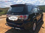 Cần bán lại xe Toyota Fortuner 2.5G đời 2013, màu đen giá cạnh tranh giá 768 triệu tại Lâm Đồng