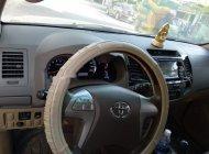 Cần bán Toyota Fortuner năm sản xuất 2013, màu bạc   giá 698 triệu tại Tp.HCM