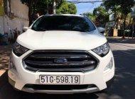 Cần bán lại xe Ford EcoSport 1.5L Titanium 2018, màu trắng giá 630 triệu tại Tp.HCM
