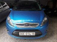 Cần bán gấp Ford Fiesta sản xuất năm 2011, màu xanh lam số tự động giá 328 triệu tại Hà Nội