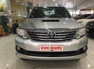 Bán Toyota Fortuner 2013, màu bạc   giá 780 triệu tại Phú Thọ