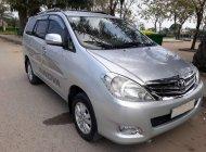Bán Toyota Innova G đời 2010, màu bạc xe gia đình, 372 triệu giá 372 triệu tại Tp.HCM