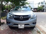 Cần bán lại xe Mazda BT 50 năm sản xuất 2015, màu bạc, 570tr giá 570 triệu tại Bình Thuận