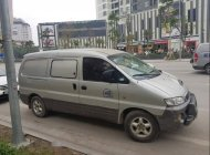 Bán Hyundai Starex đời 2002, màu bạc  giá 90 triệu tại Hà Nội