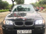 Xe BMW X3 3.0i đời 2005, màu đen, nhập khẩu giá 345 triệu tại Đà Nẵng