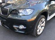 Bán ô tô BMW X6 xdrive 3.5si năm 2009, màu xanh lục, giá 790 triệu có BH 2 chiều mới mua 2019 giá 790 triệu tại Tp.HCM