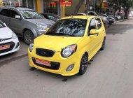 Cần bán gấp Kia Morning sản xuất năm 2010, màu vàng, nhập khẩu  giá 279 triệu tại Hải Phòng