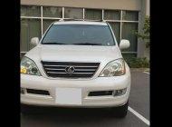 Bán xe Lexus Gx470 đời 2009 màu trắng, nhập khẩu giá 1 tỷ 290 tr tại Tp.HCM