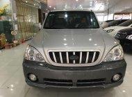 Bán Hyundai Terracan năm sản xuất 2003, màu bạc, nhập khẩu Hàn Quốc  giá 265 triệu tại Phú Thọ