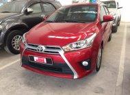 Cần bán xe Toyota Yaris G đời 2017, màu đỏ, xe nhập giá 660 triệu tại Tp.HCM