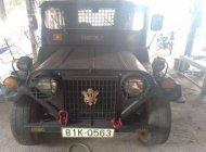 Cần bán lại xe Jeep A2 năm 1980, nhập khẩu nguyên chiếc giá 165 triệu tại Tp.HCM