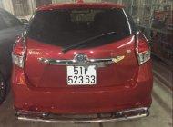 Bán ô tô Toyota Yaris AT đời 2015, màu đỏ, nhập khẩu, giá tốt giá 568 triệu tại Tp.HCM
