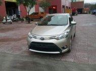 Bán xe Toyota Vios E năm sản xuất 2014, màu vàng cát giá 435 triệu tại Nghệ An