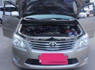 Bán ô tô cũ Toyota Innova 2.0E đời 2012, màu bạc giá 430 triệu tại Tp.HCM