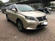 Bán Lexus RX350 Luxury sản xuất 2014, vàng cát siêu đẹp giá 2 tỷ 500 tr tại Hà Nội