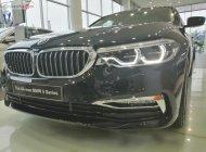 Bán BMW 530i All New G30, màu đen, nội thất đen, nhập khẩu, xe giao ngay với đầy đủ hồ sơ giá 3 tỷ 69 tr tại Hà Nội