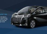 Cần bán xe Toyota Alphard Luxury năm sản xuất 2019, màu đen, xe nhập giá 4 tỷ 38 tr tại Tp.HCM