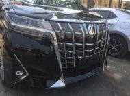 Bán xe Toyota Alphard Luxury sản xuất năm 2019, màu đen, xe nhập giá 4 tỷ 38 tr tại Tp.HCM