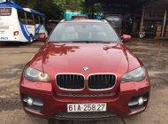 Cần bán BMW X6 AT sản xuất năm 2008, màu đỏ, xe nhập, giá 800tr giá 800 triệu tại Đồng Nai