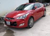 Cần bán lại Hyundai Veloster sản xuất 2011, màu đỏ, xe nhập khẩu giá 485 triệu tại Tp.HCM