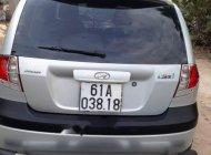 Cần bán xe Hyundai Click năm 2008, màu bạc, nhập khẩu nguyên chiếc, xe bao đẹp giá 230 triệu tại Bình Dương