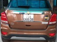 Bán xe Chevrolet Trax Turbo đời 2017, màu nâu, xe nhập   giá 650 triệu tại Quảng Ngãi
