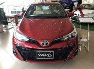 Bán Toyota Yaris Verso sản xuất năm 2019, màu đỏ, nhập khẩu giá 650 triệu tại Tp.HCM