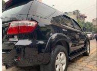 Bán xe Toyota Fortuner 2.5 G đời 2011, màu đen, số sàn   giá 645 triệu tại Hà Nội