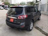 Cần bán gấp Hyundai Santa Fe 2011, màu đen, xe nhập giá 695 triệu tại Hà Nội