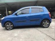 Cần bán lại xe Kia Picanto sản xuất 2007, màu xanh lam, nhập khẩu, giá tốt giá 165 triệu tại Hà Nội