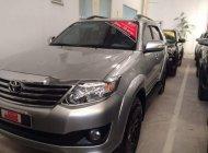 Cần bán Toyota Fortuner sản xuất 2014, màu bạc   giá 800 triệu tại Tp.HCM