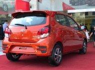Bán Toyota Wigo 1.2G MT 2018, màu trắng, hoàn tất thủ tục đăng ký đăng kiểm trong ngày giá 345 triệu tại Hà Nội