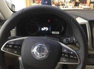 Cần bán xe Ssangyong Rexton màu đen, số tự động, sản xuất 2018, đi ít giá 1 tỷ 475 tr tại Tp.HCM