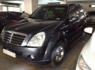 Bán Ssangyong Rexton II sản xuất năm 2008, màu xám, nhập khẩu nguyên chiếc số sàn giá 400 triệu tại Tp.HCM
