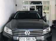 Bán Volkswagen Touareg năm 2018, màu xanh lục, nhập khẩu  giá 2 tỷ 350 tr tại Tp.HCM