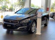Bán xe Peugeot 508 sản xuất năm 2015, màu đen giá 1 tỷ 190 tr tại Tp.HCM