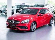Bán Mercedes A250 đời 2017, màu đỏ, nhập khẩu  giá 1 tỷ 499 tr tại Tp.HCM