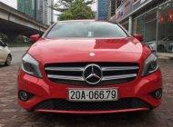 Cần bán gấp Mercedes A200 1.6 Tubor AT sản xuất năm 2013, màu đỏ giá 745 triệu tại Hà Nội