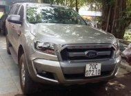 Bán lại xe cũ Ford Ranger XLS 2.2L 4x2 MT đời 2016, màu xám chính chủ giá 530 triệu tại Tây Ninh