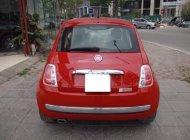 Bán xe Fiat 500 năm 2009, màu đỏ, nhập khẩu còn mới giá 480 triệu tại Hà Nội