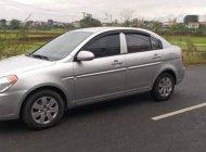 Cần bán xe Hyundai Verna đời 2008, màu bạc, nhập khẩu giá 162 triệu tại Hà Nội