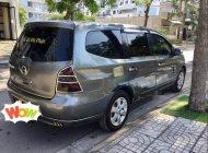 Bán Nissan Grand livina 2011, màu xám, xe nhập, giá tốt  giá 340 triệu tại Tp.HCM