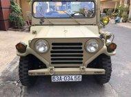 Bán Jeep A2 đời 1993, màu vàng, nhập khẩu nguyên chiếc giá 800 triệu tại Tp.HCM