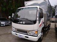 Bán xe tải JAC 2T4 L250, máy Isuzu, thùng dài 4.4m đi vào thành phố giá 375 triệu tại Tp.HCM
