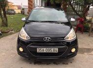 Bán ô tô Hyundai Grand i10 đời 2015, màu đen, nhập khẩu chính hãng, 335 triệu giá 320 triệu tại Hà Nội